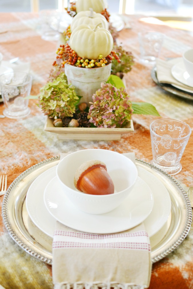 Fall place setting atthepicketfence.com
