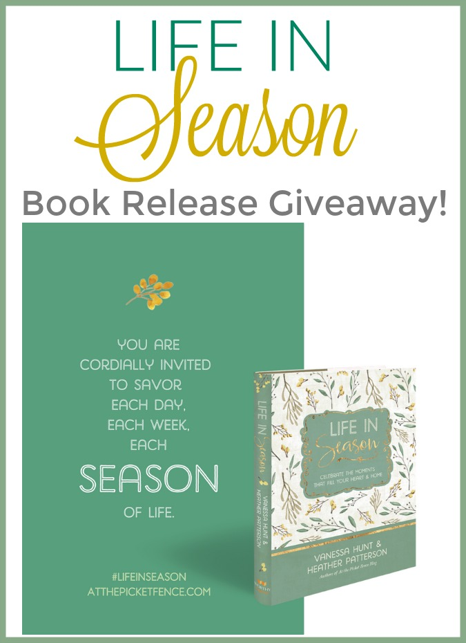 Book Release Giveaway graphic