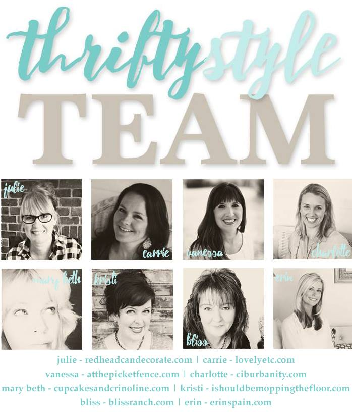 Thrifty Style Team Updated October 2016