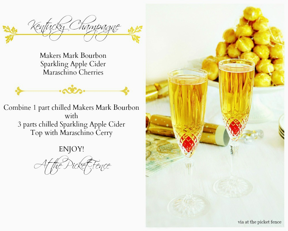 Kentucky Champagne recipe