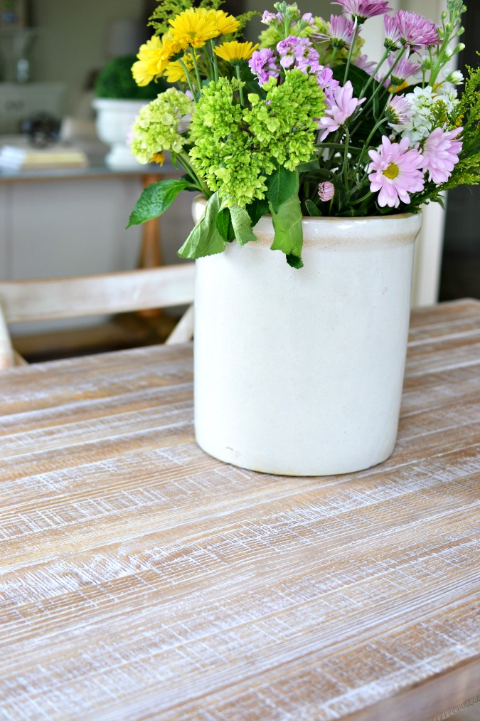 farmhouse table top