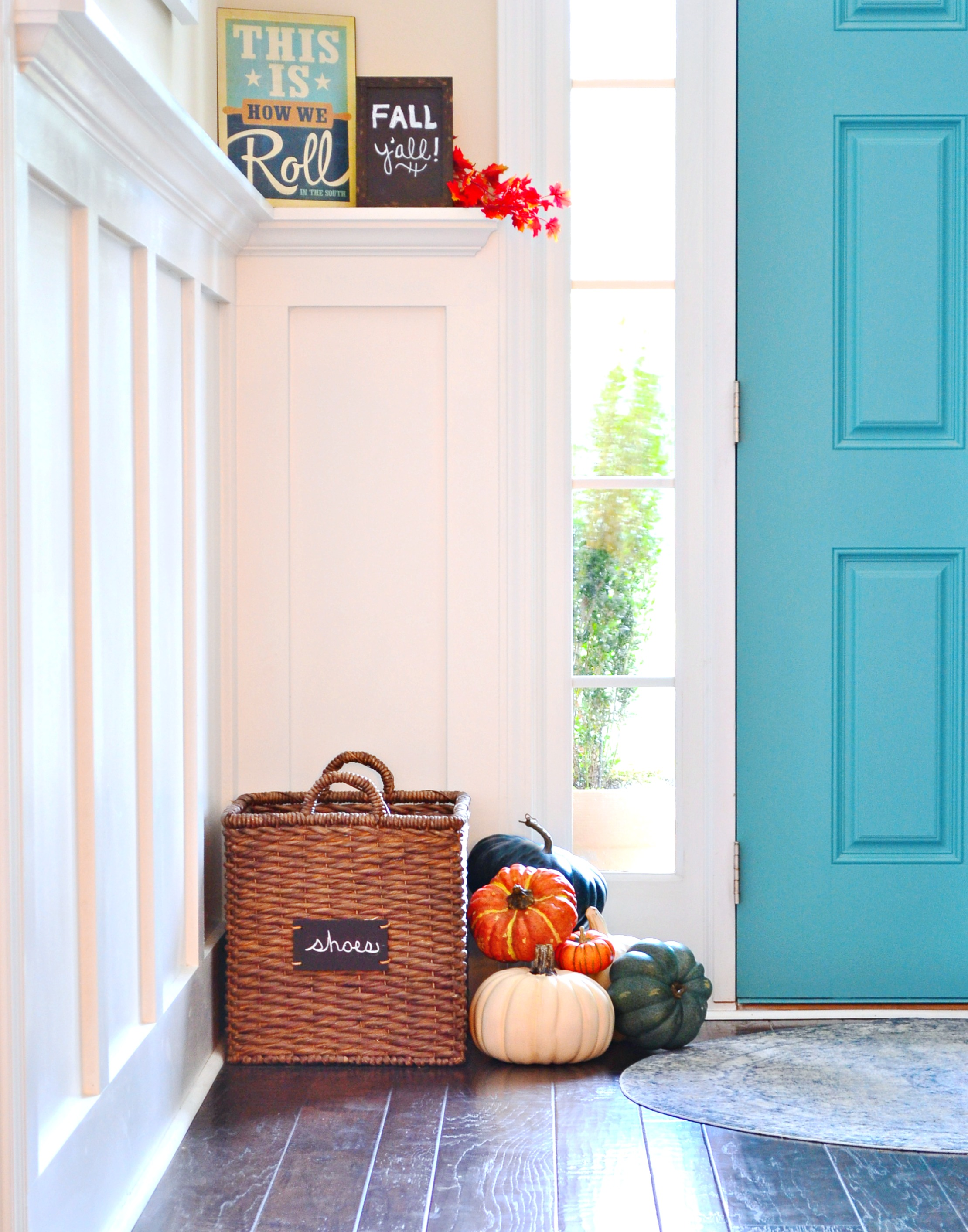 Fall in the South with Shaw Floors