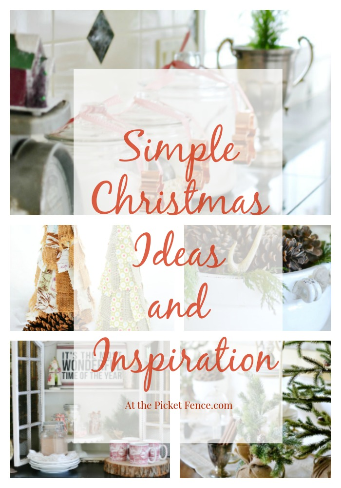 Simple Christmas Ideas and Inspiration