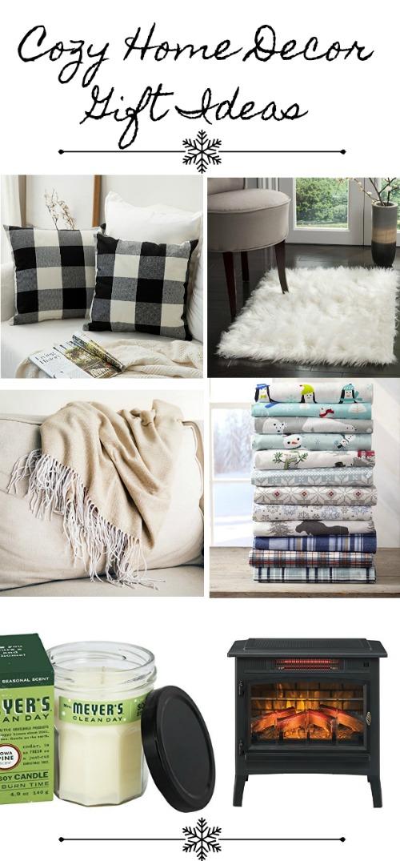 Cozy Home Decor Gift Ideas