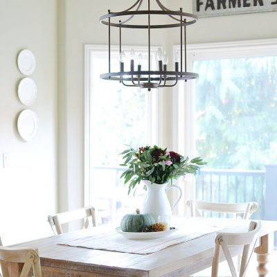 A New Light For the Kitchen