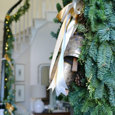 Tradition and a Christmas Home Tour